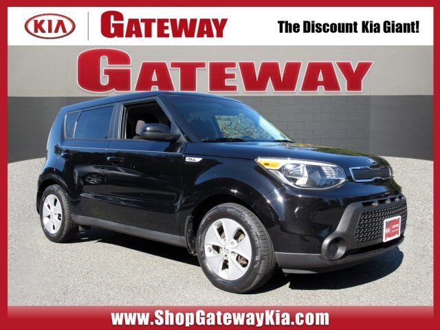 2016 Kia Soul Base Denville NJ