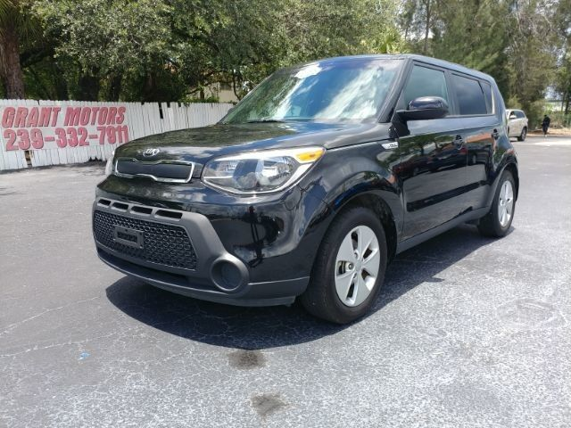 2016 Kia Soul Base Fort Myers FL