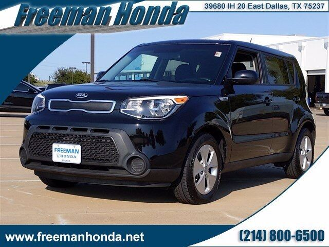 2016 Kia Soul Base Dallas TX