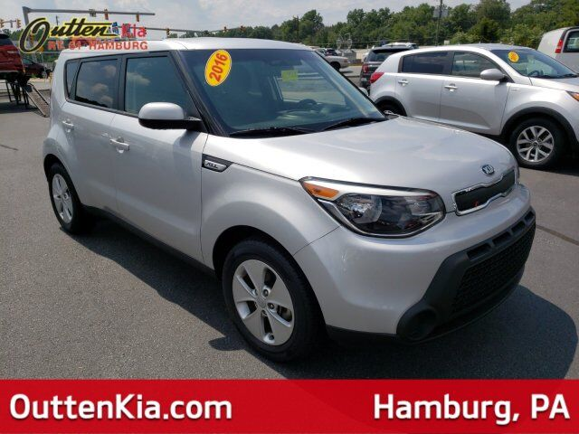 2016 Kia Soul Base Hamburg PA