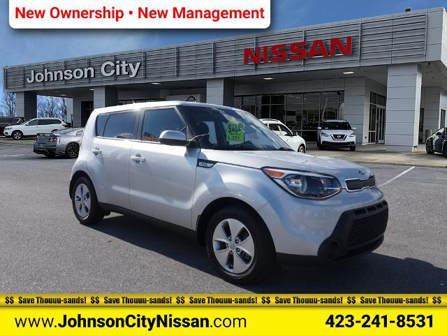 2016 Kia Soul Base Johnson City TN