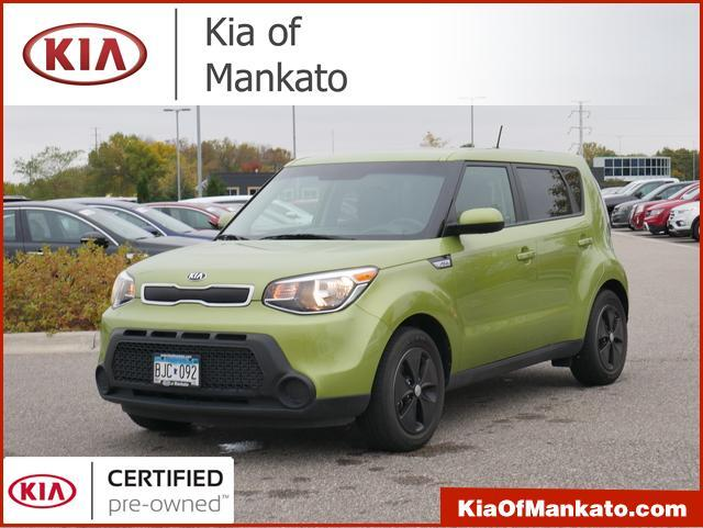 2016 Kia Soul Base Mankato MN