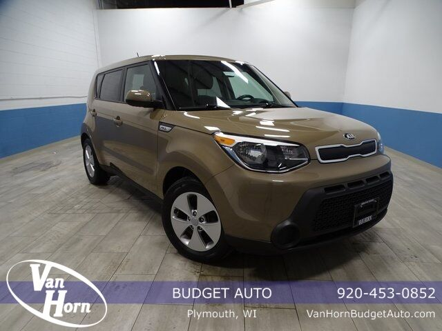 2016 Kia Soul Base Milwaukee WI