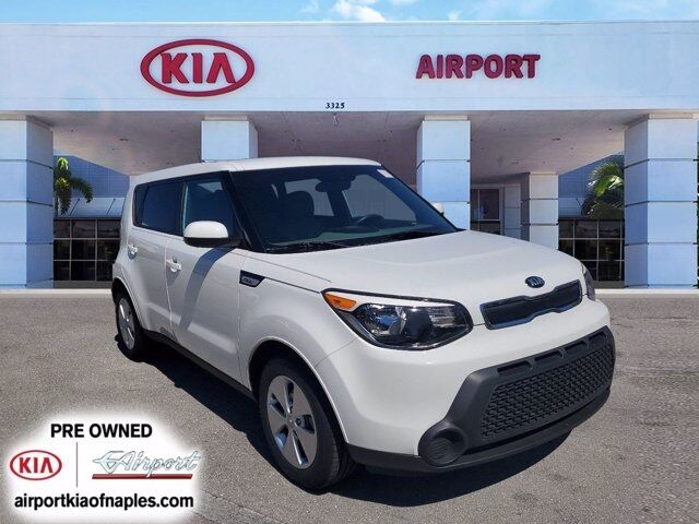 2016 Kia Soul Base Naples FL