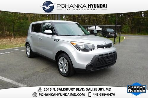 2016_Kia_Soul_Base **ONE OWNER**SWEET TRADE**_ Salisbury MD