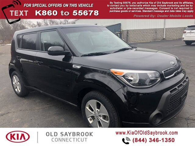 2016 Kia Soul Base Old Saybrook CT