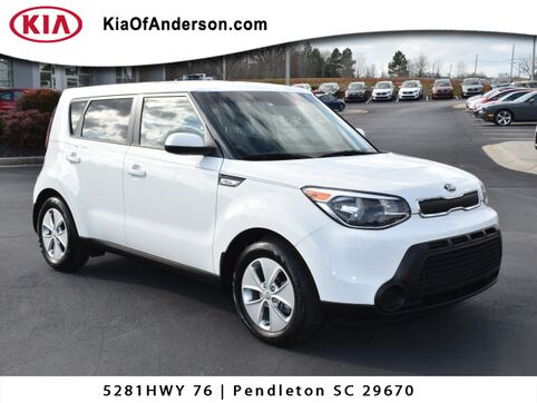 2016_Kia_Soul_Base_ Greenville SC