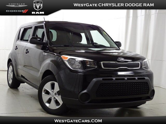 2016 Kia Soul Base Raleigh NC