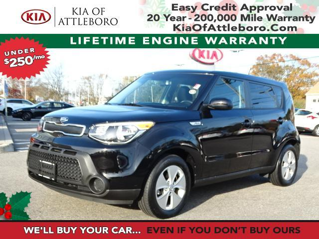 2016 Kia Soul Base South Attleboro MA
