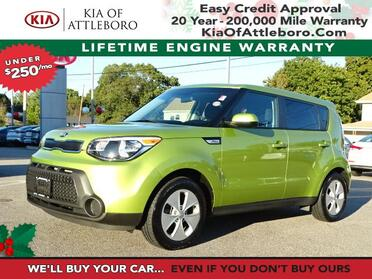 2016_Kia_Soul_Base_ South Attleboro MA
