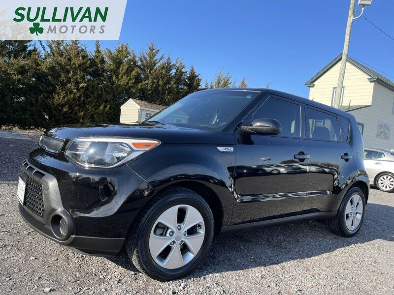 2016 Kia Soul Base Woodbine NJ