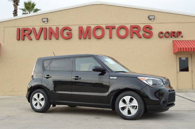 2016_Kia_Soul_Convenience Package_ San Antonio TX