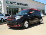 2016 Kia Soul EV + LEATHER, NAVIGATION, HTD/CLD FRONT SEATS, CLIMATE CONTROL, HTD STEERING WHEEL, KEYLESS START