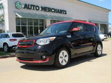 2016_Kia_Soul EV_+ LEATHER, NAVIGATION, HTD/CLD FRONT SEATS, CLIMATE CONTROL, HTD STEERING WHEEL, KEYLESS START_ Plano TX
