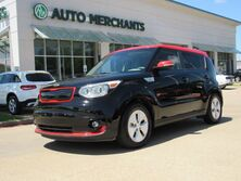 Kia Soul EV + LEATHER, NAVIGATION, HTD/CLD FRONT SEATS, CLIMATE CONTROL, HTD STEERING WHEEL, KEYLESS START 2016