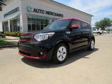 2016_Kia_Soul EV_+ LEATHER SEATS, PARKING SENSORS, BACKUP CAMERA, HTD STEERING WHEEL, BLUETOOTH CONNECTIVITY_ Plano TX