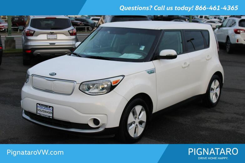 2016 Kia Soul EV Base Everett WA