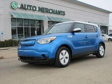 2016_Kia_Soul EV_ELECTRIC, NAVIGATION, BACK-UP CAMERA, AUX, BLUETOOTH CONNECTION, HEATED SEATS_ Plano TX