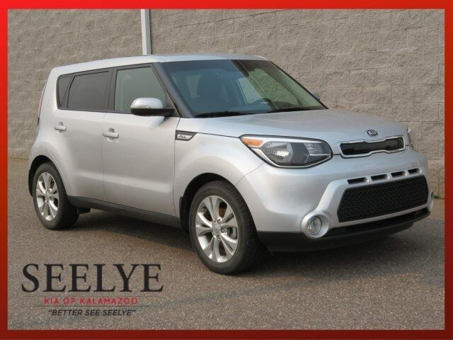 2016 Kia Soul Exclaim Battle Creek MI