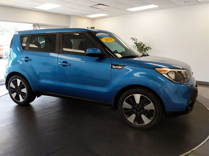 2016 Kia Soul Exclaim Macon GA