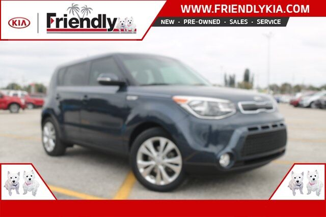 2016 Kia Soul Exclaim New Port Richey FL