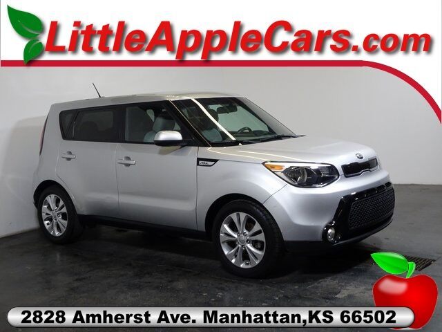2016 Kia Soul Plus Manhattan KS