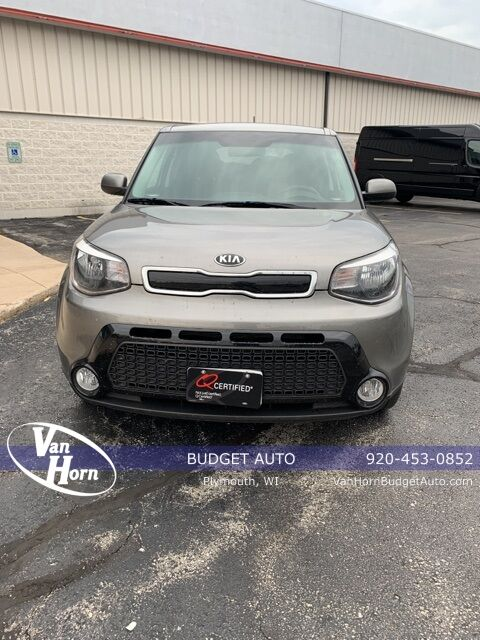 2016 Kia Soul Plus Plymouth WI