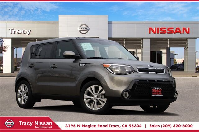 2016 Kia Soul Plus Primo Tracy CA