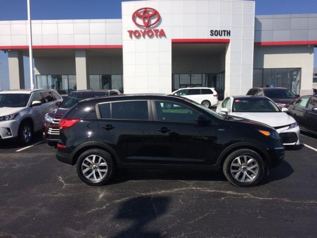 2016 Kia Sportage AWD 4dr LX Richmond KY