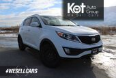 2016 Kia Sportage AWD EX, ONE OWNER, 2 SETS OF TIRES