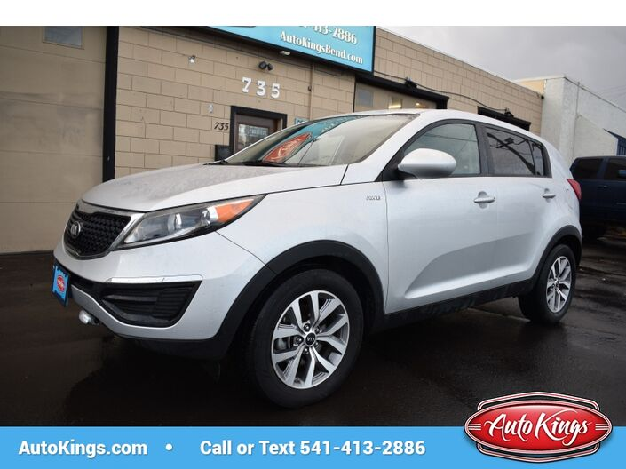2016 Kia Sportage AWD LX Bend OR