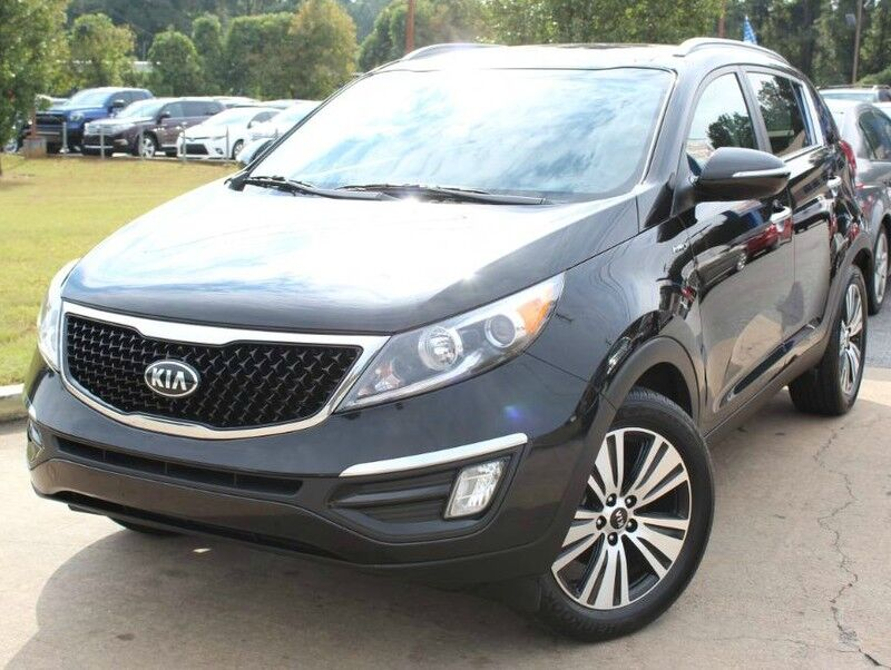 2016 Kia Sportage EX - w/ NAVIGATION & PANORAMIC ROOF