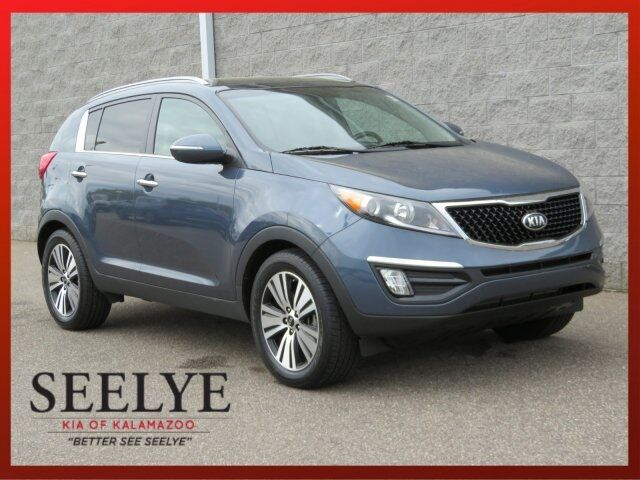 2016 Kia Sportage EX Battle Creek MI
