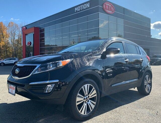 2016 Kia Sportage EX Hackettstown NJ