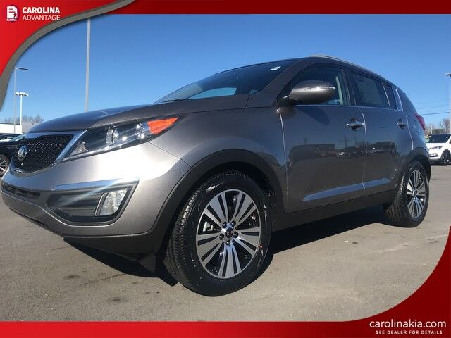 2016 Kia Sportage EX High Point NC