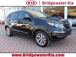 2016 Kia Sportage LX AWD, Remote Keyless Entry, Bluetooth Streaming Audio, Front Bucket Seats, Split Folding Rear Seats, 17-Inch Alloy Wheels,