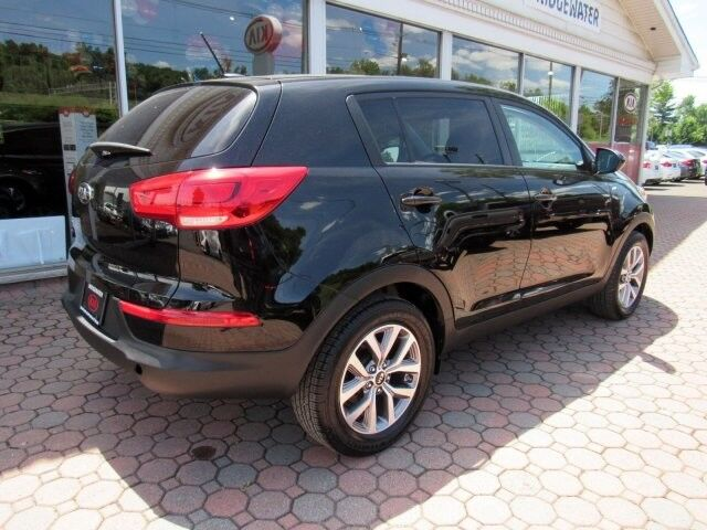 2016 Kia Sportage LX AWD, Remote Keyless Entry, Multi Function Steering Wheel, In-Dash CD/MP3 Player, Bluetooth Technology, Front Bucket Seats, Split Folding Rear Seats, HID Headlights, 17-Inch Alloy Wheels, Bridgewater NJ