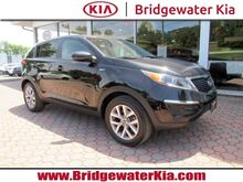 2016_Kia_Sportage_LX AWD, Remote Keyless Entry, Multi Function Steering Wheel, In-Dash CD/MP3 Player, Bluetooth Technology, Front Bucket Seats, Split Folding Rear Seats, HID Headlights, 17-Inch Alloy Wheels,_ Bridgewater NJ