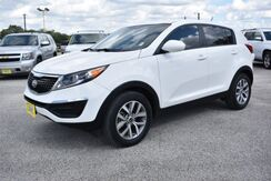 2016_Kia_Sportage_LX FWD_ Houston TX