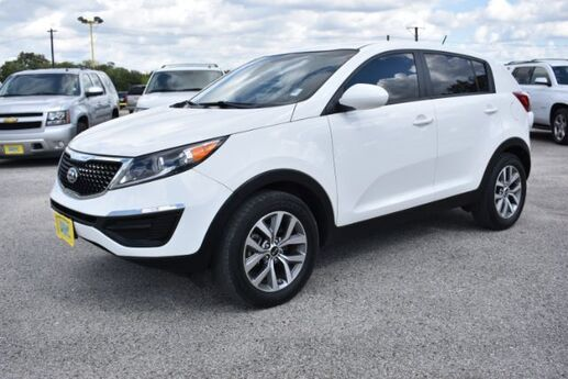 2016 Kia Sportage LX FWD Houston TX