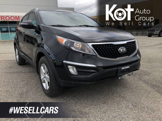 2016 Kia Sportage LX, Heated Front Seats, Bluetooth Kelowna BC