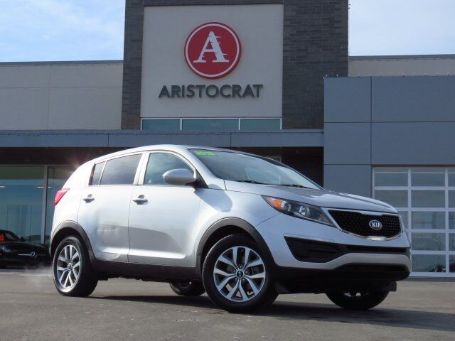2016 Kia Sportage LX Lee's Summit MO