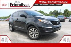 2016_Kia_Sportage_LX_ New Port Richey FL