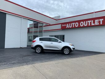 2016_Kia_Sportage_LX_ Richmond KY
