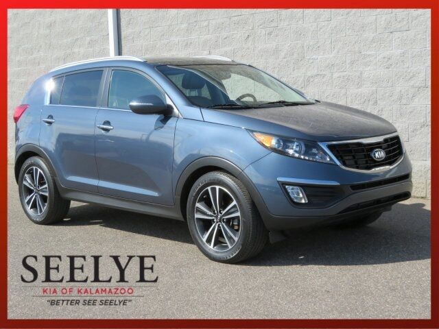 2016 Kia Sportage SX Battle Creek MI