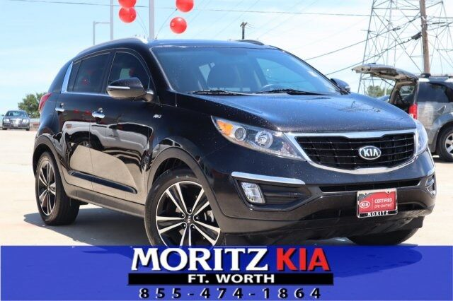 2016 Kia Sportage SX Fort Worth TX