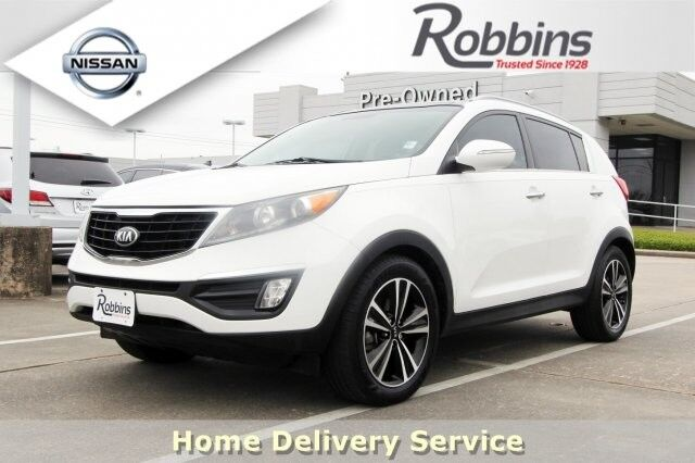 2016 Kia Sportage SX Houston TX