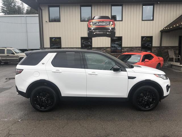 2016 LAND ROVER DISCOVERY SPORT HSE TURBO W/ APPEARANCE PACKAGE Bridgeport WV