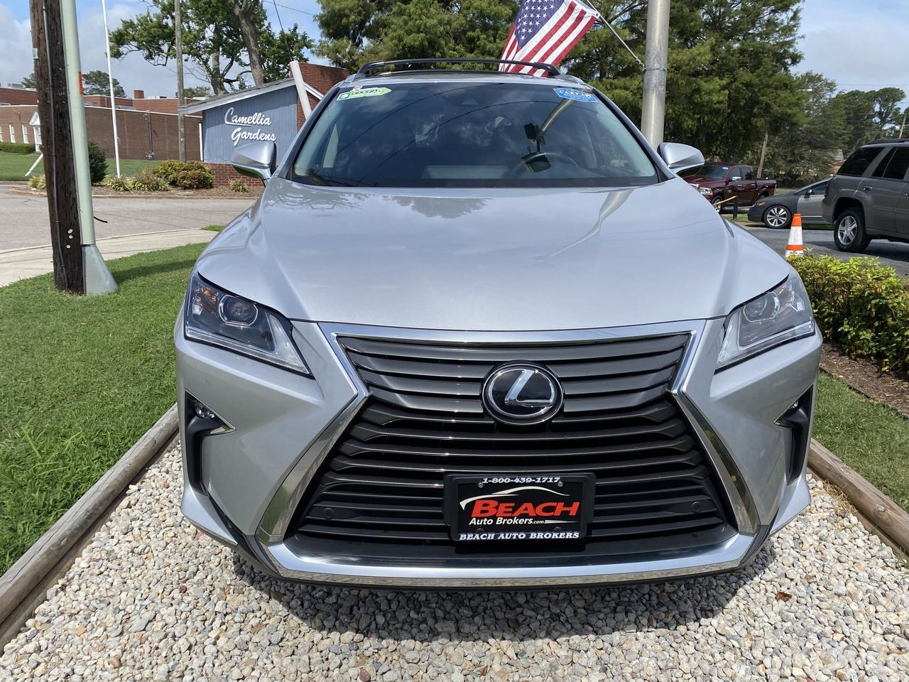 2016 LEXUS RX350 WARRANTY, LEATHER, HEATED/COOLED SEATS, NAV, BLUETOOTH, SUNROOF, LOW MILES, CLEAN CARFAX! Norfolk VA