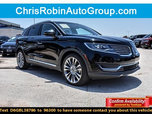 2016 LINCOLN MKX FWD 4DR RESERVE Odessa TX
